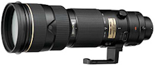 Nikon AF-S VR Zoom-Nikkor 200-400mm f4G IF-ED
